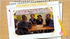 Ntswaki Vilane at Makgatho Primary school teaches her grade 3 learners using story telling. The learners start with an exciting song and then they come to th. Phonics Lessons, Teaching Techniques, Grade 3, Primary School, Literacy, Foundation, Classroom, Songs, Activities