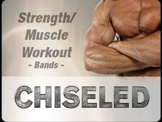 Tabata: Legs, Shoulders and Triceps Home Gym Workout: LiveExercise Chiseled: Series 44, Episode 751