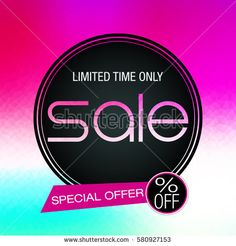 Sale Banner Template.