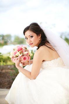 bridal fun poses and portraits