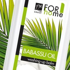 Babassu Oil Washing Up Balm Price:  £5.50 Code: K007 Capacity: 750ml This 750 ml Babassu Oil Washing Up Balm effortlessly removes grease, scale and other kinds of dirt and it combines effectiveness with gentleness for the skin. It contains babassu oil that works towards anti-ageing and nourishes skin of your hands. Glycerine and allantoin regenerate, soothe and smooth cracks and callocity.  To purchase this product visit http://www.membersfm.com/Michelle-Brandon