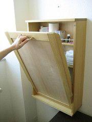 Table langer changingtower blanc ps et tables - Comment fabriquer une table a langer ...