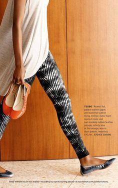 869d21075 Nordstrom April 2013 Comfort Shoes Catalog Catalogue Layout, Comfortable  Flats, Comfy, Capri Pants