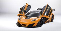2012 McLaren 12C Can-Am:  3.8 Liter V8 DOHC, 630 Horsepower.