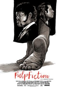 Pulp Fiction by Joshua Budich