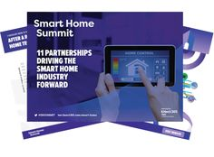 11 Partnerships Driving the Smart Home Industry Forward | Smart Home Summit