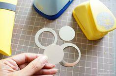 DIY Minion Party Ideas Paper Goggles