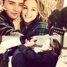 Love chuck & blair! They belong together