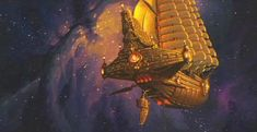 Image result for treasure planet space concept art