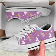 Unicorn sneakers for the unicorn believer
