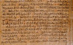 Does the Ipuwer Papyrus Provide Evidence for the Events of the Exodus? | Ancient Origins