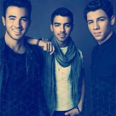 I will always love the Jonas Brothers. Just sayin'