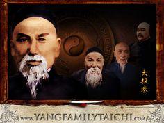 Yang Family Generations - #TaiChi #Taijiquan