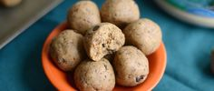 Chocolate Chip Cookie Dough Protein Balls Recipe