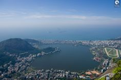 From the top of Corcovado, there's a spectacular view of Guanabara Bay as well as Copacabana/Ipanema/Leblon beaches.