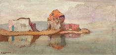 Name Paintings, Greek Paintings, Vintage Maps, Antique Maps, Paris Map, Greek Art, Old Maps, City Maps, Okinawa Japan