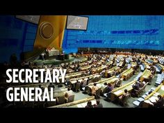 What Does The UN Secretary-General Actually Do? - YouTube