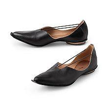 Leather Shoe by CYDWOQ