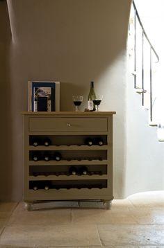 Neptune Suffolk 3ft Wine Rack