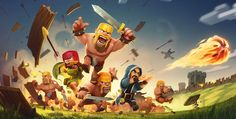 Clash of Clans Cheats Hack Android and iOS Apk Ipa.