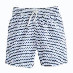 Boys' java swim trunks...crewcuts