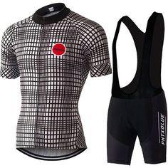 64cf4fae827 Phtxolue Cycling Clothing Cycling Sets Bike Clothing Breathable Men