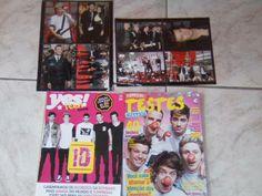 Minhas revistas :D
