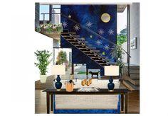 Blu notte :) by mirellaparer | Olioboard