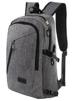 A laptop bag will protect your computer and offer a convenient way to carry your other accessories. It can be a fashion statement too, so you'd better be mindful of what you choose. The biggest dilemma though can be selecting the best laptop backpack amidst a variety of options in the market. How can you tell that a
