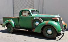 1937 Studebaker J-5 Coupe Express