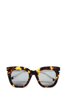 Pared Pools & Palms Tortoise Sunglasses by Pared Eyewear Spring-Summer 2015 (=)