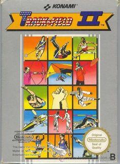 Track & Field NES