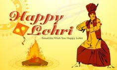 Email.biz Wishes You a Very Happy Lohri
