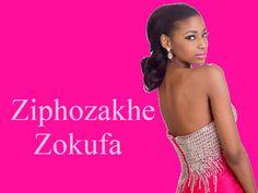Ziphozakhe Zokufa Miss South Africa wallpaper
