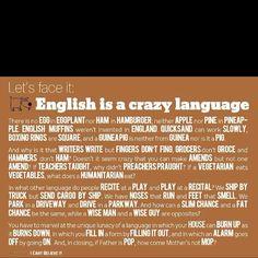 In South Korea, English teach you!