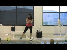 Don't Stop The Party - Aqua Zumba - YouTube