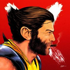 X-men Marvel - astonishingx: X-Men by Adam Rosenlund X Men, Wolverine Art, Logan Wolverine, Comic Books Art, Comic Art, Book Art, Comic Games, The Villain, Marvel Characters