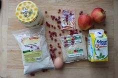 Bezlepkové pohankové muffiny s rybízem pro Adri O. Kefir, Vegetables, Blog, Vegetable Recipes, Veggie Food, Veggies