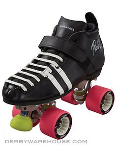 Riedell Wicked 265 Roller Derby Skates 2013 - DerbyWarehouse.com $419