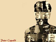 Peter Capaldi Wallpaper by pfeifhuhn.deviantart.com on @deviantART
