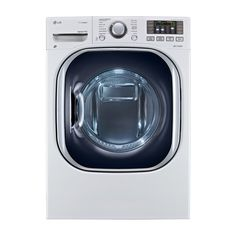 Shop LG Appliances  WM3997HWA 5-cu ft Ventless Combination Washer and Dryer Steam Cycle...$2387.00