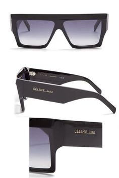 f06bde0ed5ff Shop the Look from RoyalDisrupt on ShopStyleThe perfect Celine Black Aviator  Sunglasses