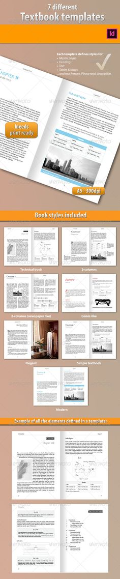 98 best epub images on pinterest electronic books books and graphics 7 ebook templates graphicriver description a set of 7 different ebooktextbook templates fandeluxe Images