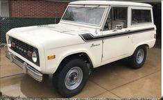 Early Bronco, Classic Ford Broncos, Antique Trucks, Cars, Nice, Autos, Car, Automobile, Nice France