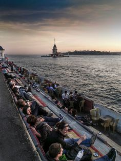 Kız kulesi-İstanbul By Werner Neumann-Peters