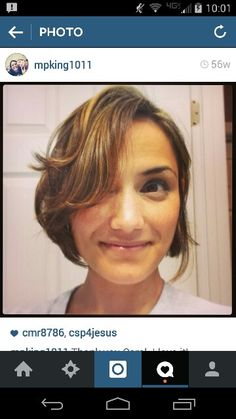Cute cut... Good look for grow out stage