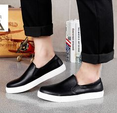 http://www.aliexpress.com/item/Top-Fashion-Men-Loafers-2015-Flat-Leather-Black-Lazy-Shoes-Slip-On-Men-Casual-Shoes-Men/32370256310.html