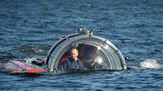 Top 29 des photos de Vladimir Poutine, un gars qui sait occuper ses weekends
