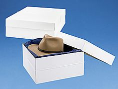 Hat Boxes, Hat Box in Stock - ULINE