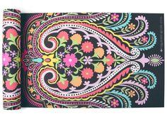 Lolita Yoga Mat-yoga Lolita Yoga Mat-yoga- printed yoga mat- floral-yoga mat-bright-blossom-yoga mat by vagabondgoodsyoga on Etsy Yoga Style, Mat Yoga, Pillow Texture, Free Yoga, Kundalini Yoga, Yoga Accessories, Latex Free, Yoga Fitness, Yoga Poses